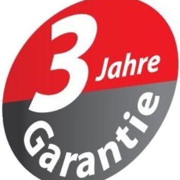 Garantie 3 Jahre