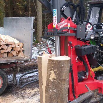 Holzspalter Krpan CV 26